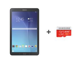 Samsung Galaxy Tab E 9.6 T560 40GB Android czarny ( SM-T560NZKAXEO + 32GB mSD )
