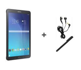 Samsung  Galaxy Tab E 9.6 T560 8GB Android czarny + ZESTAW ( SM-T560NZKAXEO + zestaw)