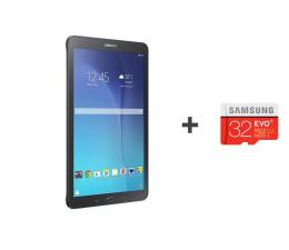 Samsung Galaxy Tab E 9.6 T561 40GB czarny 3G ( SM-T561NZKAXEO + 32GB mSD)