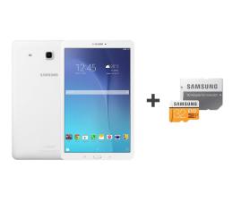 Samsung Galaxy Tab E 9.6 T561 8GB 3G biały + 32GB (SM-T561NZWAXEO+MB-MP32GA/EU)