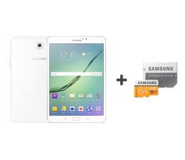 Samsung Galaxy Tab S2 8.0 T713 32GB Wi-Fi biały + 64GB (SM-T713NZWEXEO+MB-MP64GA/EU)