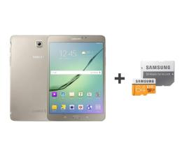 Samsung Galaxy Tab S2 8.0 T713 32GB Wi-Fi złoty + 64GB (SM-T713NZDEXEO+MB-MP64GA/EU)