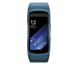 Samsung Gear Fit 2 (L) SM-R3600 niebieski (SM-R3600ZBAXEO)