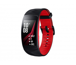 Samsung Gear Fit 2 Pro (L) SM-R365 Red Dynamic (SM-R365NZRAXEO)