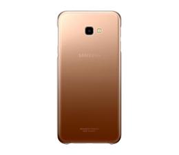 Samsung Gradation cover do Galaxy J4+ złote (EF-AJ415CFEGWW)
