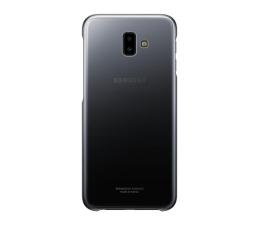 Samsung Gradation cover do Galaxy J6+ czarne (EF-AJ610CBEGWW)