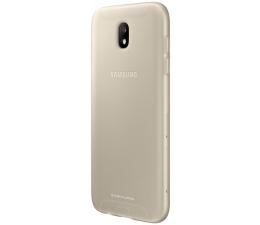 Samsung Jelly Cover do Galaxy J5 (2017) Gold (EF-AJ530TFEGWW)