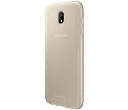 Samsung Jelly Cover do Galaxy J7 (2017) Gold (EF-AJ730TFEGWW)
