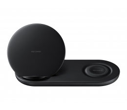 Samsung Ładowarka indukcyjna Duo Czarny (EP-N6100TBEGWW)