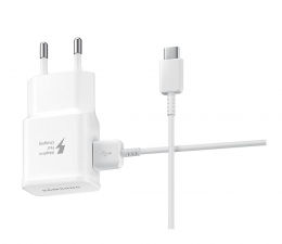 Samsung Ładowarka Sieciowa 1x 2A Fast Charge (EP-TA20EWECGWW)