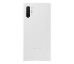 Samsung Leather Cover do Galaxy Note 10+ biały (EF-VN975LWEGWW)