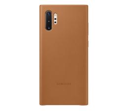Samsung Leather Cover do Galaxy Note 10+ Camel (EF-VN975LAEGWW)