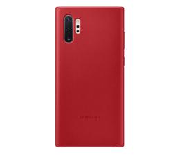 Samsung Leather Cover do Galaxy Note 10+ czerwony (EF-VN975LREGWW)