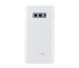 Samsung LED Cover do Galaxy S10e biały (EF-KG970CWEGWW)