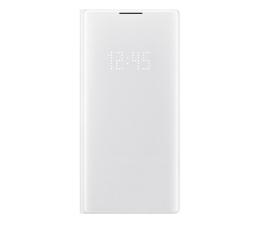 Samsung LED View Cover do Galaxy Note 10+ biały (EF-NN975PWEGWW)