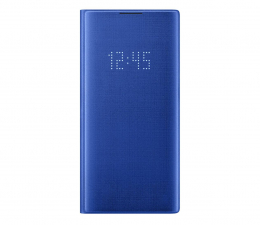 Samsung LED View Cover do Galaxy Note 10+ niebieski (EF-NN975PLEGWW)