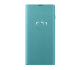 Samsung LED View Cover do Galaxy S10 zielony (EF-NG973PGEGWW)