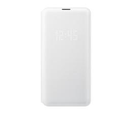 Samsung LED View Cover do Galaxy S10e biały (EF-NG970PWEGWW)