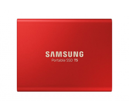 Samsung Portable SSD T5 1TB Red USB 3.1  (MU-PA1T0R/EU)