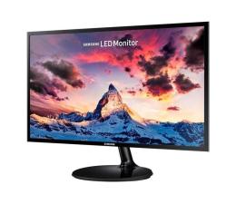 Samsung S24F350FHUX czarny  (LS24F350FHUXEN)