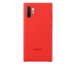 Samsung Silicone Cover do Galaxy Note 10+ czerwony (EF-PN975TREGWW)