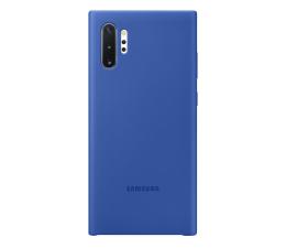 Samsung Silicone Cover do Galaxy Note 10+ niebieski (EF-PN975TLEGWW)