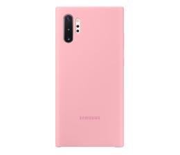 Samsung Silicone Cover do Galaxy Note 10+ różowy (EF-PN975TPEGWW)