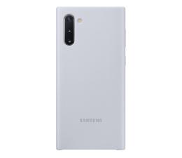 Samsung Silicone Cover do Galaxy Note 10 srebrny (EF-PN970TSEGWW)