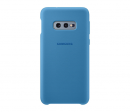 Samsung Silicone Cover do Galaxy S10e niebieski (EF-PG970TLEGWW)