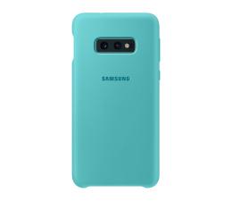 Samsung Silicone Cover do Galaxy S10e zielony (EF-PG970TGEGWW)