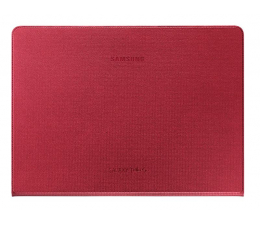 Samsung Simple Cover do Galaxy Tab S T800 T805 czerwone (EF-DT800BREGWW)