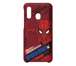 Samsung Smart Cover Marvel Spiderman Dynamic do Galaxy A40 (GP-FGA405HIERW)