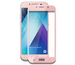 Samsung Szkło Hartowane 3D do Galaxy A3 2017 Różowy (GP-A320QCEEAAC)