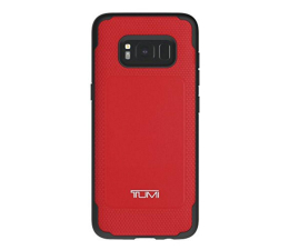 Samsung Tumi Leather Case Co-Mould do Galaxy S8+ Red (GP-G955ICCPHAC)