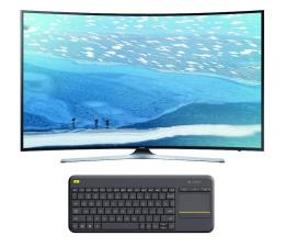 Samsung  UE65KU6100 + KLAWIATURA  (UE65KU6100WXXH)