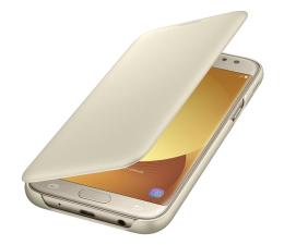 Samsung Wallet Cover do Galaxy J5 (2017) Gold (EF-WJ530CFEGWW)