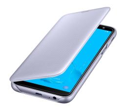 Samsung Wallet Cover do Samsung Galaxy J6 lawendowe  (EF-WJ600CVEGWW)