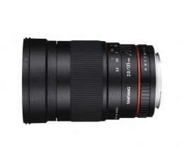 Samyang 135mm F2.0 ED UMC Canon