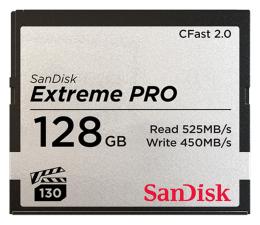 SanDisk 128GB Extreme PRO CFAST 2.0 525MB/s VPG130  (SDCFSP-128G-G46D)