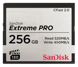 SanDisk 256GB Extreme PRO CFAST 2.0 525MB/s VPG130  (SDCFSP-256G-G46D)
