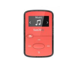 SanDisk Clip Jam 8GB czerwony (SDMX26-008G-G46R)
