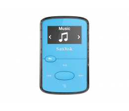 SanDisk Clip Jam 8GB niebieski (SDMX26-008G-G46B)