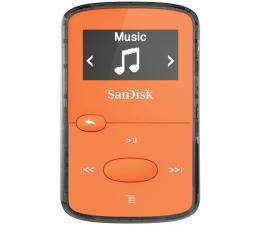 SanDisk Clip Jam 8GB pomarańczowy (SDMX26-008G-G46O)