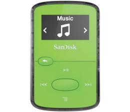 SanDisk Clip Jam 8GB zielony (SDMX26-008G-G46G)