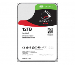 Seagate 12TB 7200obr. 256MB IronWolf (ST12000VN0007)