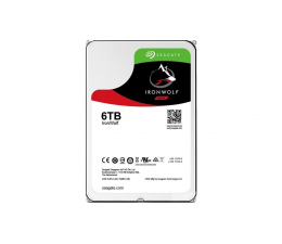 Seagate 6TB 7200obr. 256MB IronWolf (ST6000VN0033)