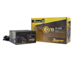Seasonic Core GC 650W 80 Plus Gold (CORE-GC-650)
