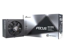 Seasonic Focus PX 650W 80 Plus Platinum  (FOCUS PX-650)