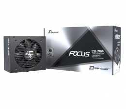 Seasonic Focus PX 750W 80 Plus Platinum  (FOCUS PX-750)