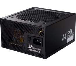 Seasonic M12II Evo 620W Bronze (SS-620GM F3)
